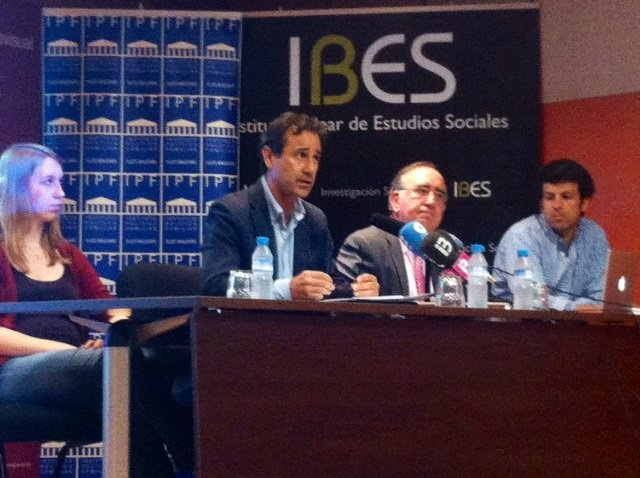 Presentación del Estudio de IPF e IBES