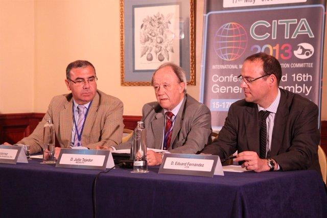 Presentación del congreso de Citta