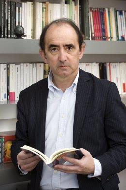 El filósofo Daniel Innerarity, Premio Príncipe de Viana de la Cultura 2013