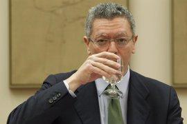 """Gallardón dice que Botella es """"la mejor alcaldesa"""" y Mato que está haciendo """"una muy buena gestión en el Ayuntamiento"""""""