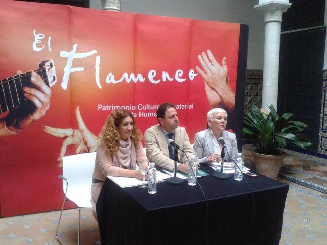 El IAF y los empresarios del flamenco presentan actividades