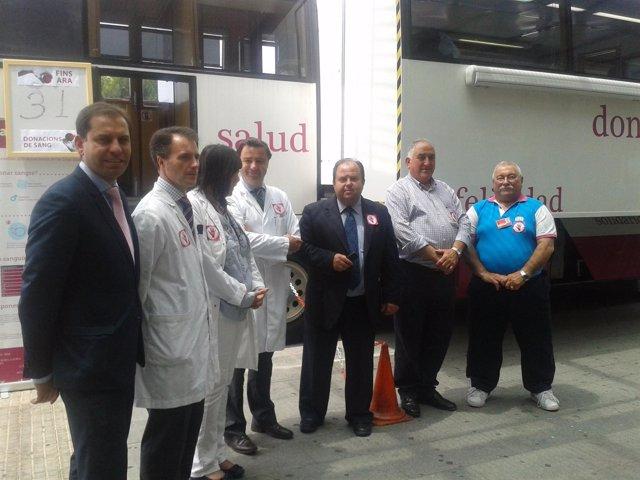 Segunda maratón de donaciones de sangre en Son Llàtzer