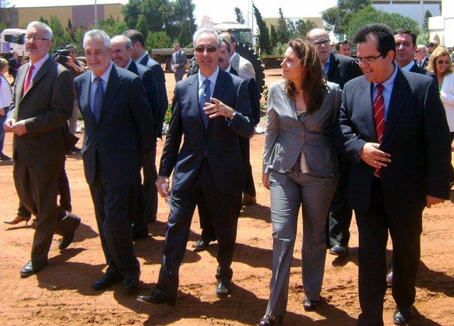 Visita al Centro de Experiencias Michelín de Almería