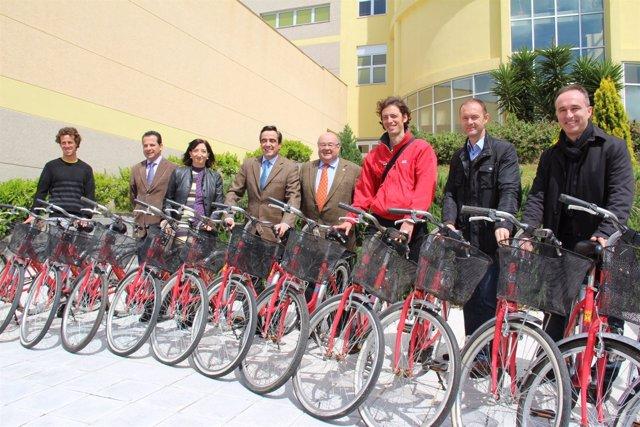Bicicletas munipales de Torrelavega