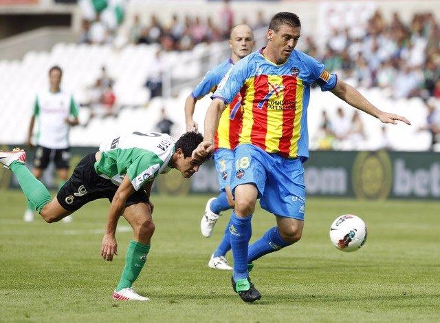 El Defensa Del Levante Sergio Ballesteros