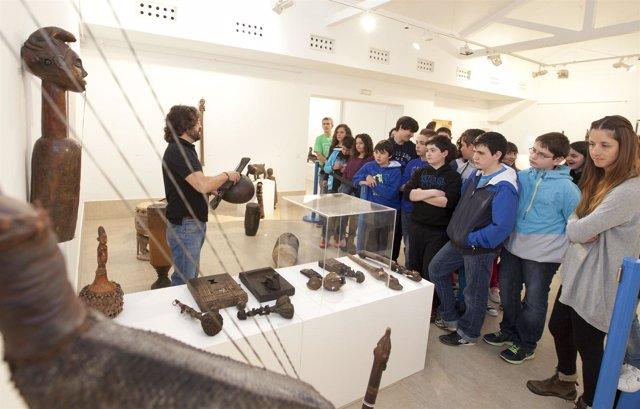 Exposición 'El mundo suena' en La Vidriera