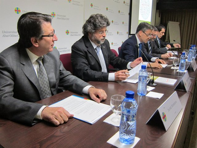 J.Subirana, A.Castellà, C.Pérez del Valle, E.Rello y J.Teringuer