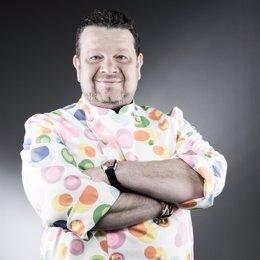 El cocinero Alberto Chicote en 'Pesadilla en la cocina'