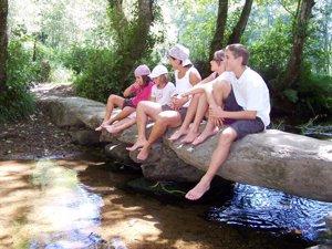 El Camino en familia