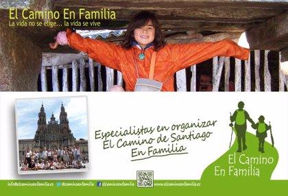 Disfrutar el Camino de Santiago en familia