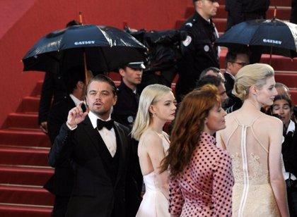 Los protagonistas de 'El gran Gatsby' brillan en la apertura de Cannes