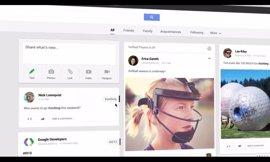 Google+ se rediseña centrándose de nuevo en las fotos