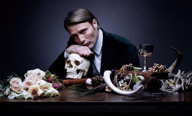 Serie Hannibal con Mads Mikkelsen