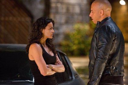 Nuevas fotos de Vin Diesel y compañía en 'Fast & Furious 6'