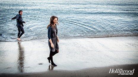 Primera imagen de Natalie Portman y Christian Bale en lo nuevo de Malick