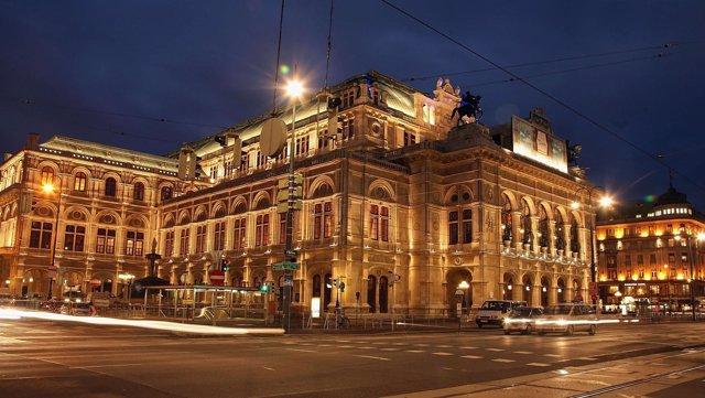 Opera de Viena (Austria)