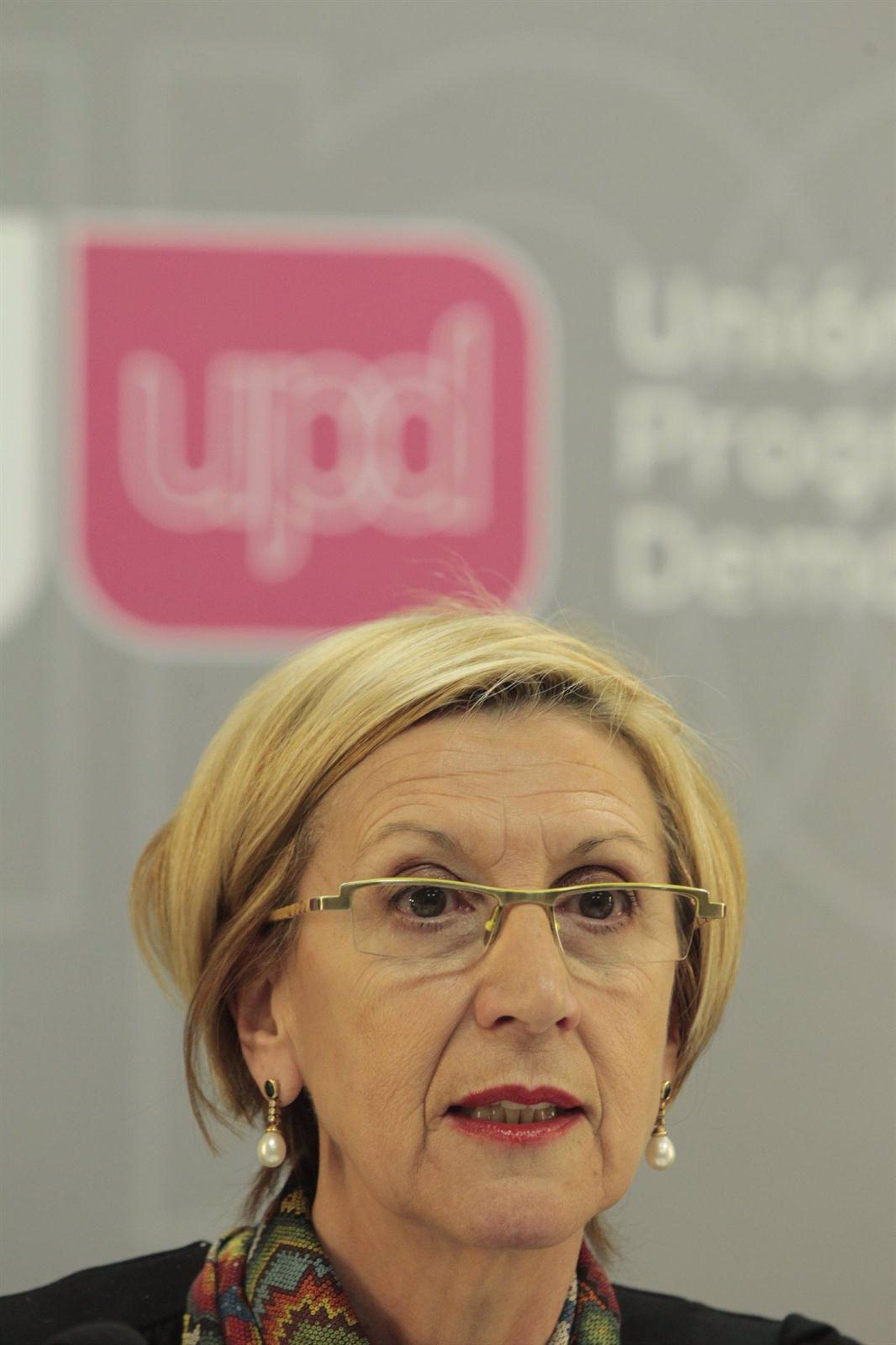 UPyD exige que la Fiscalía investigue las responsabilidades penales de Mintegi por dificultar el arresto de una etarra
