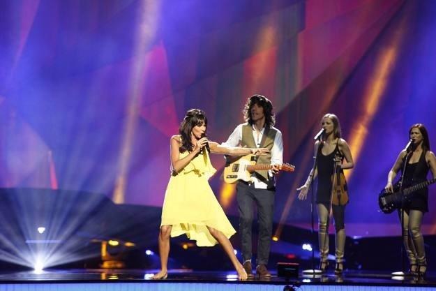 El Sueño de Morfeo, Eurovisión