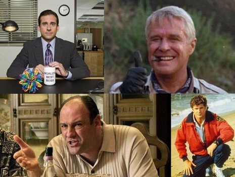 Jefes televisivos inolvidables