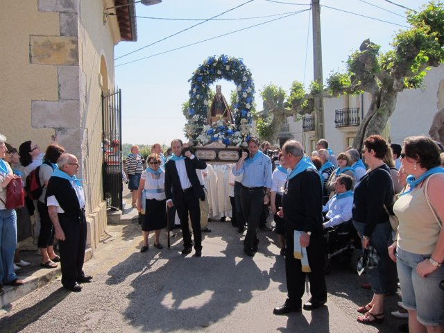 Procesión Virgen Del Mar