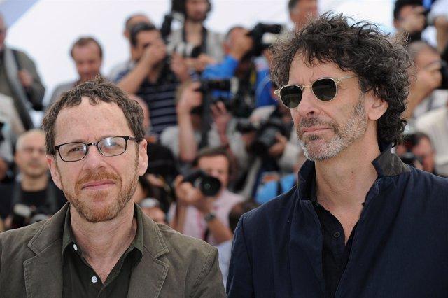 Ethan Y Joel Coen En El Festival De Cannes
