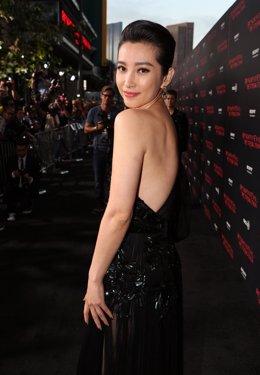 La actriz asiática Li Bingbing