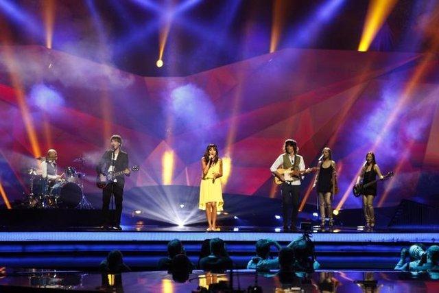 El Sueño de Morfeo en Eurovisión