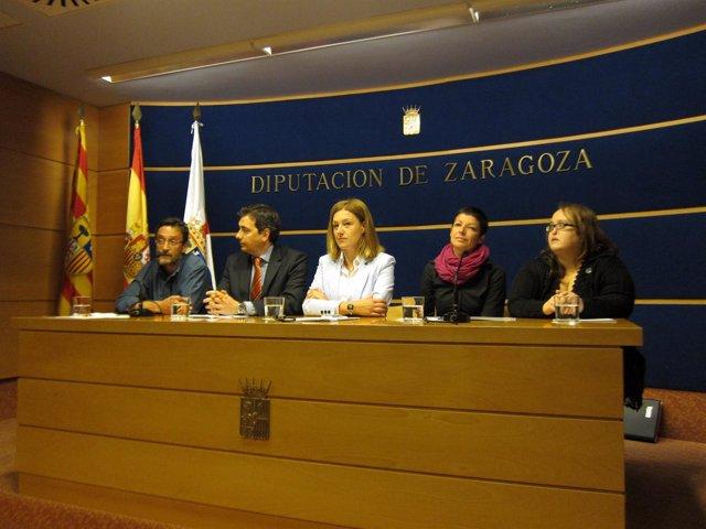 Internos de Zuera pondrán en escena este martes 'Soledades' en el Principal