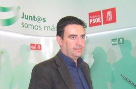 """PSOE-A exige a PP-A explicaciones sobre """"cómo se relaciona la trama corrupta en Zona Franca"""" con su dirección"""