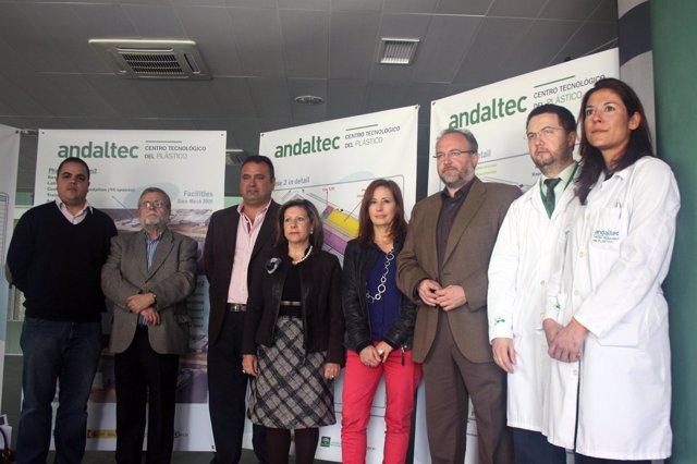 Participantes en la jornada sobre instrumentos de financiación del CDTI.