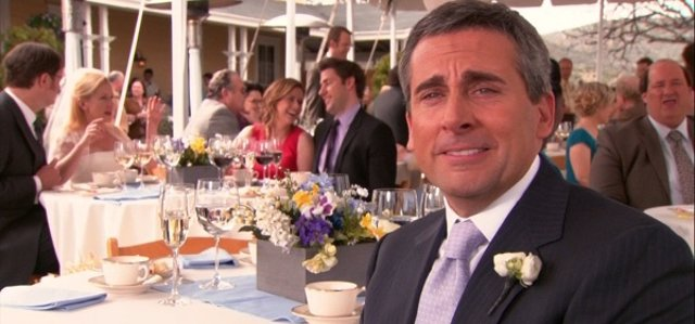 Steve Carell en 'The Office'