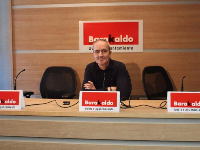 Alfonso García. Ayuntamiento de Presidente de la Adencia de desarrollo municipal