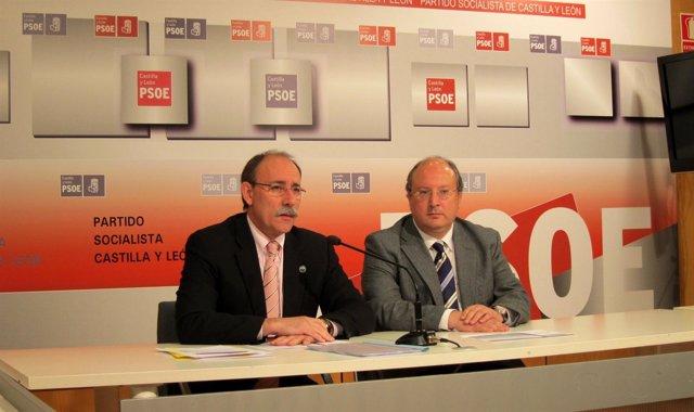 Valoración de la Lomce por el PSOE CyL
