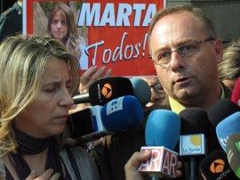 """La Policía remite un informe al juez en el que asegura que """"sigue buscando"""" el cuerpo de Marta"""