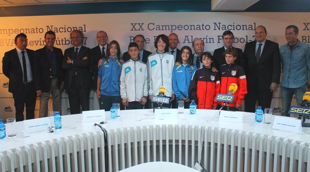 Presentación Torneo Fundación El Larguero
