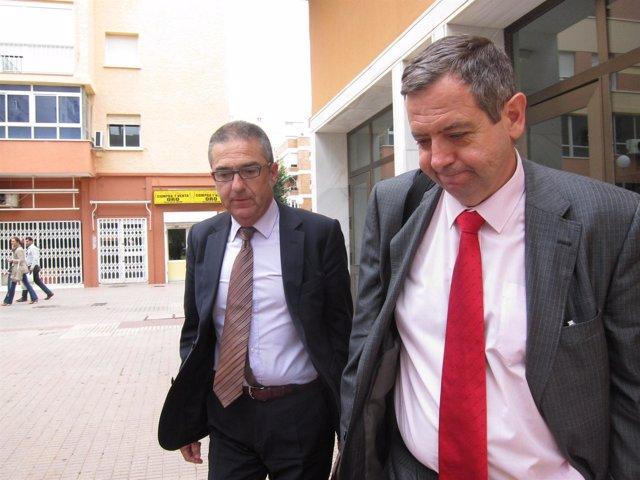 Miguel Osuna, exdelegado especial del Estado en la Zona Franca de Cádiz