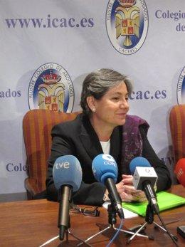 Guadalupe Andrada, Presidenta De INPA De Cáceres