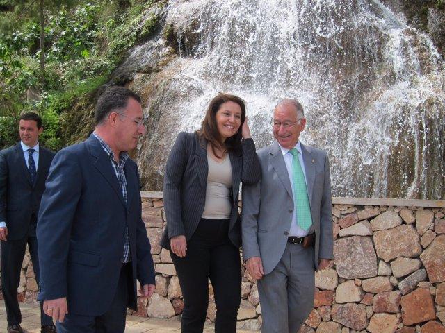 Carmen Crespo y Gabriel Amat