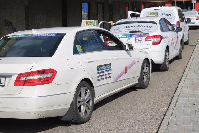 Taxi, zona de taxis, precio taxi, turismo y taxi