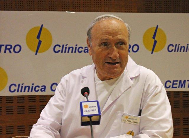 Doctor Pedro Guillén Clínica Cemtro Madrid