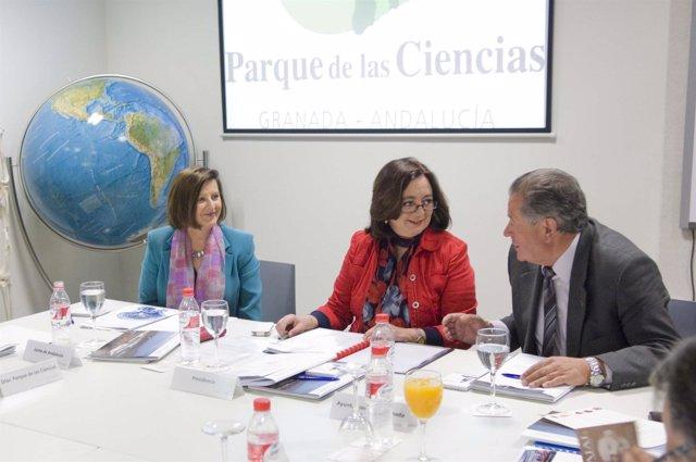 Mar Moreno preside el Consejo Rector del Parque de las Ciencias