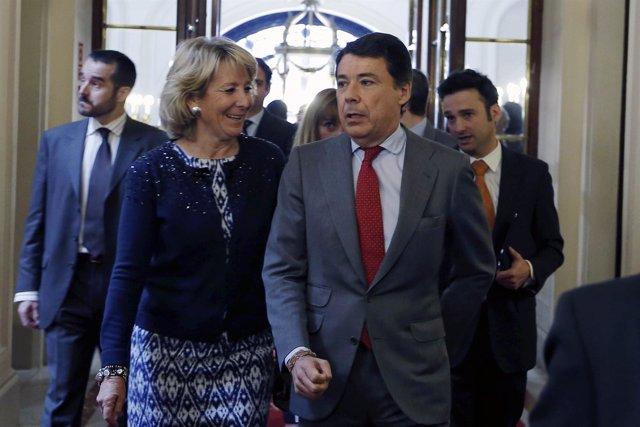 Aguirre y González acuden al Foro ABC