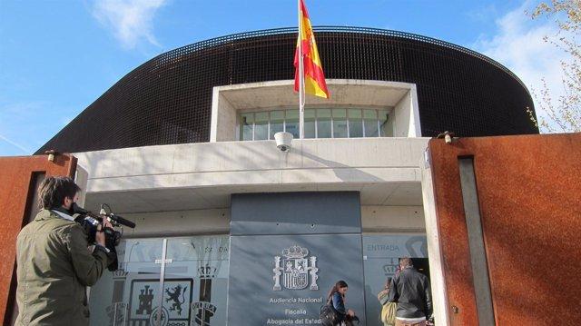 Sede de la Audiencia Nacional en San Fernando de Henares