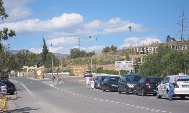 Base militar Álvarez de Sotomayor de Viator