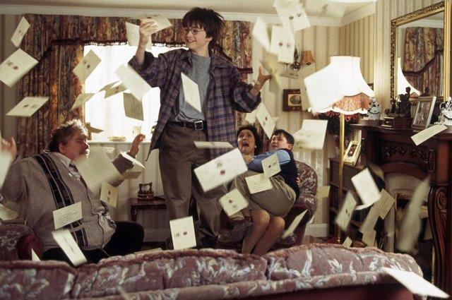 Harry Potter y la piedra filosofal'