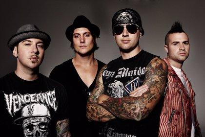 Avenged Sevenfold actuará en España junto a 'Device' y 'Five Finger Death Punch'