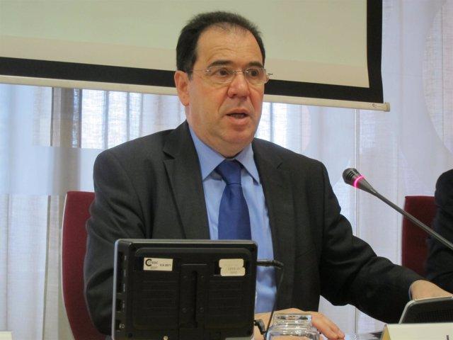 El presidente del Ctesc, Josep Maria Rañé