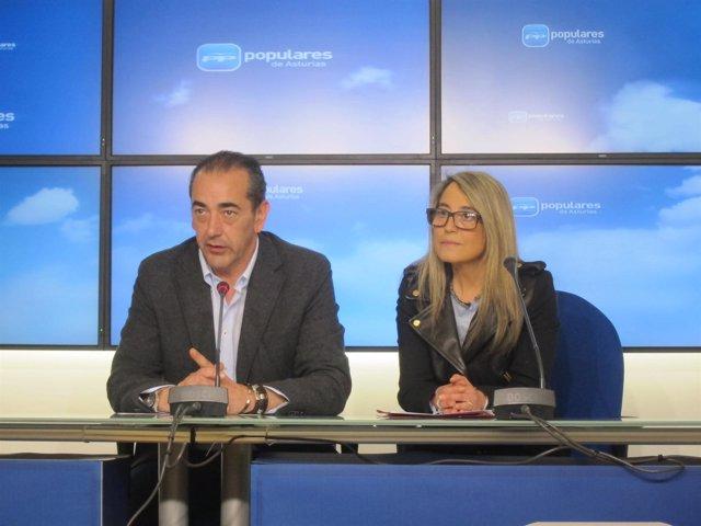 Fernando Goñi y Ana Álvarez.