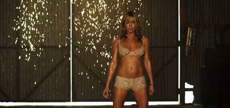 Jennifer Aniston en  We're the Millers