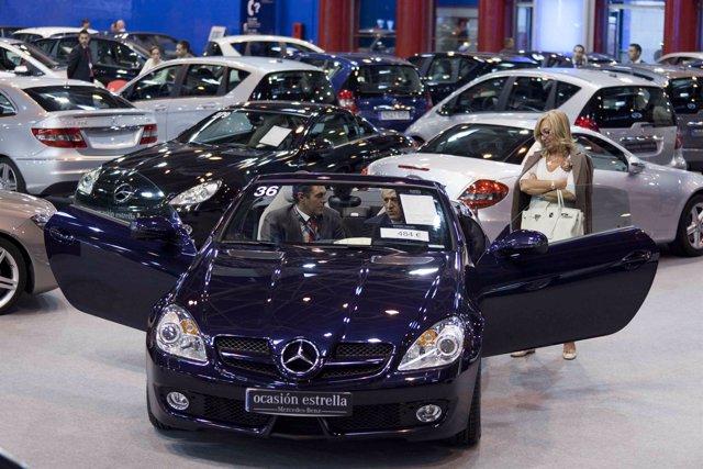 Salón Del Vehículo De Ocasión De Madrid